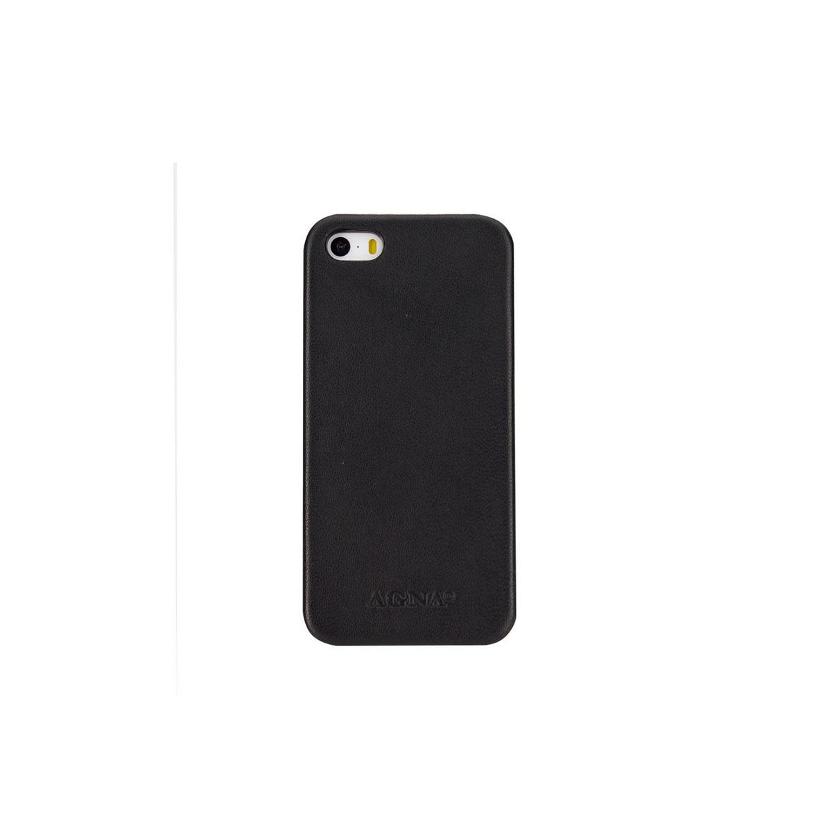 Agna iPhone iPlate Real Leather чехол e9db6d7f73967