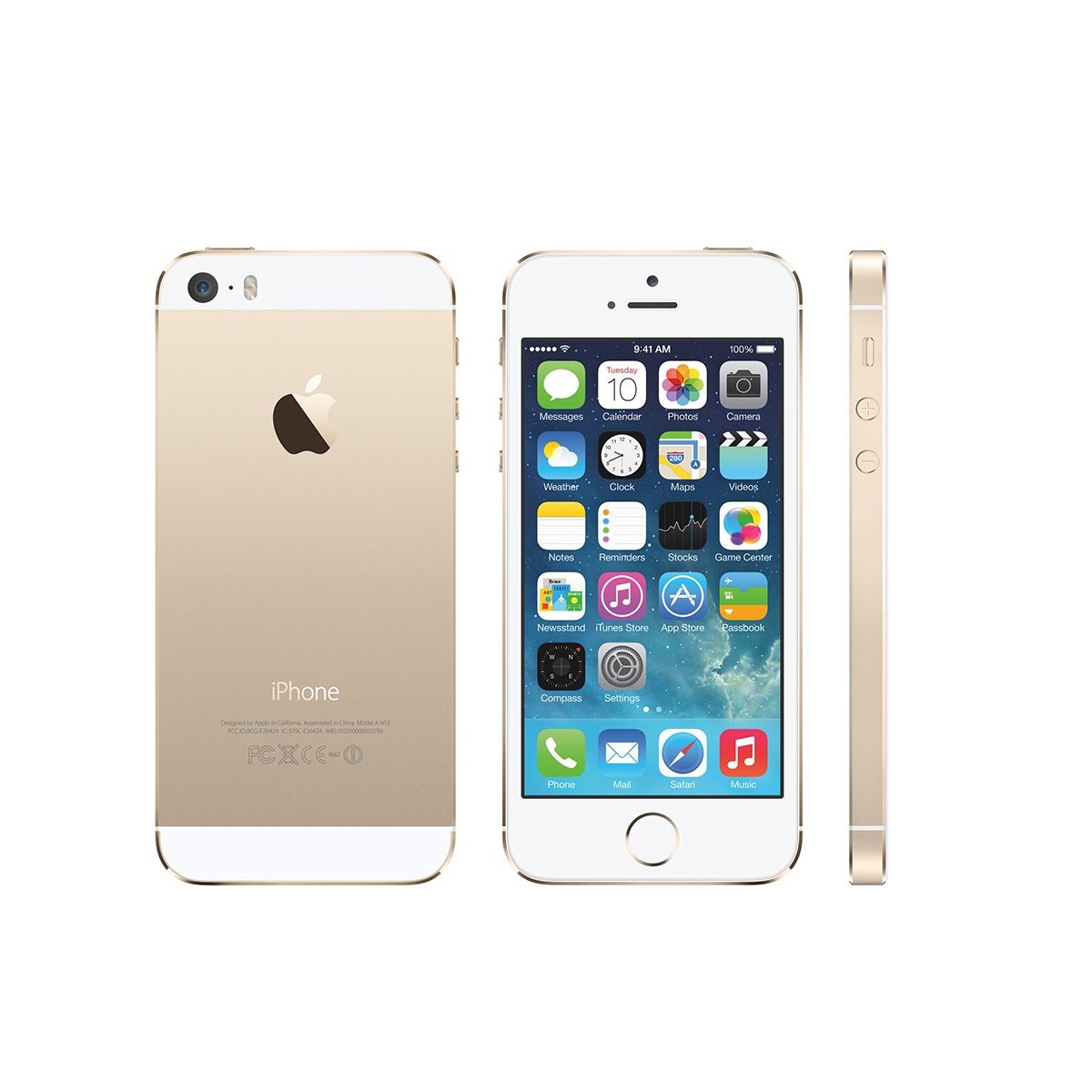 49721434e1 Preowned iPhone 5S (16 GB · Gold · Grade B )